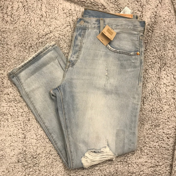 dde994fe Levi's Jeans   Nwt Levis 501 Ct Tapered Leg Button Fly   Poshmark